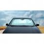 Folija logu aizsegs mašīnai pret sauli