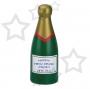 """Antistresa mantiņa """"Šampanieša pudele"""""""