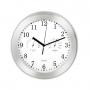 Sienas pulkstenis un laika stacija