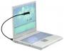 USB lampa datoram